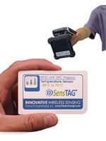 UHF RFID Data Logger - long read range