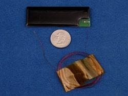 Cyrogenic RFID Sensor - ultra-low temperature