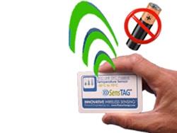 Passive HF RFID sensor no battery wireless sensor