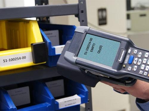 Inventory Bin Count Weight Rfid Uhf Epc Wireless Sensor