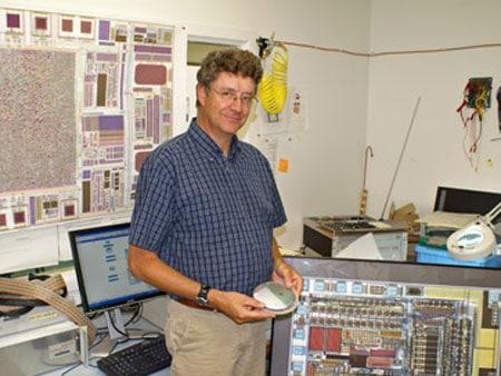 original RFID sensor invented by Phase IV
